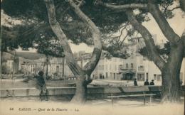 13 CASSIS / Quai De La Placette / - Cassis