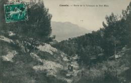 13 CASSIS / Route De La Calanque De Port Miou / - Cassis