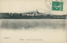 13 ISTRES / Etang De L'Olivier / - Istres