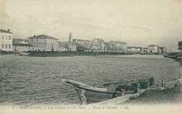 13 MARTIGUES / Vue Générale De L'Ile Verte, Etang De Caronte / - Martigues