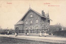 Housse - Le Châlet (belle Animation, Edit. Meyers-Vervier, 1914) - Blegny