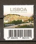 Portugal ** & Our Cities, Vista Panoramica, Lisbon 2016 (9791Barras) - 1910 - ... Repubblica