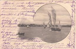 35 SAINT-SERVAN St-Malo Bisquines Cancalaises CPA Précurseur 1902 - Saint Servan
