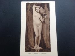 10422 - MUSEE DU LOUVRE INGRES - LA SOURCE - - Museos