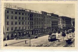 LJUBLJANA - Masarykova Cesta, Hotel METROPOL MIKLIC,  Tram - Slovenië