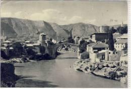 MOSTAR - Panorama 1962 - Bosnië En Herzegovina