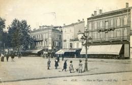Tarn - Albi - La Place Du Vigan - Alban