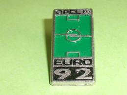 Pin's / Automobile  : Opel , Euro 92      TB2f - Opel