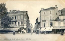 Tarn - Albi - La Rue De La Croix Verte - Alban