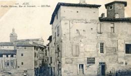 Tarn - Albi - Vieilles Maisons - Rue De Foissants - Alban