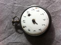 Montre à Coq Argent A Renover - Horloge: Zakhorloge