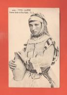 * CPA..ALGERIE  :  Femme Arabe De Bou - Saada..n°5009  : Voir Les 2 Scans - Algérie