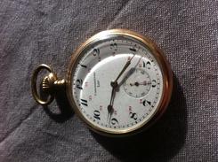 Montre LIP,à Renover,plaqué Or - Watches: Bracket