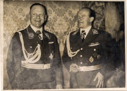 Généraux Erhard Milch Et Ernst Udet. - 1939-45