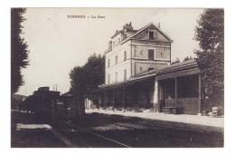 D 71 - TOURNUS - La Gare   -  MA 1990 - Other Municipalities