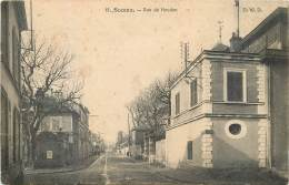 92 SCEAUX  RUE DU HOUDON - Sceaux
