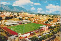 IGLESIAS (CA) -STADIO CALCIO - MONTEPONI -F/G COLORE (290814) - Calcio