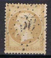 N°21 Etoile 30 - Marcophilie (Timbres Détachés)