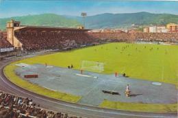 BERGAMO -STADIO CALCIO - COMUNALE -F/G COLORE (290814) - Football