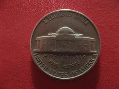 Etats-Unis - USA - 5 Cents 1942 1684 - Émissions Fédérales