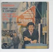 EP MICHEL ORSO - ANGELIQUE + 3 - RIVIERA  1966 - - 45 Rpm - Maxi-Singles
