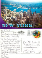 New York City NYC, New York, United States US Postcard Posted 2015 Stamp - Unclassified