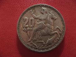 Grèce - 20 Drachmes 1960 1712 - Grecia