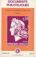 Documents Philateliques - Numero 131 - Voir Sommaire - Littérature
