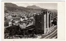 COLOMBIA - BOGOTA' - AVENIDA DEL LIBERTADOR - COSTADO SURESTE - BOGOTA - 1957 - Formato Piccolo - Colombia