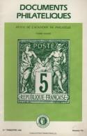 Documents Philateliques - Numero 146 - Voir Sommaire - Littérature