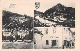 Laško Markt Tüffer Mit Geschäft Jos. Herlah - Slovenië