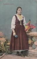 Bulgarie - Ihtimanska Sredna Gora - Costume Femme Bulgare - Bulgarie