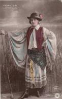 Hongrie - Hungary - Fedak Sari Janos Viez - Costume Femme - Actrice Hongroise - Hungary
