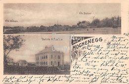 Gruss Aus Hochenegg Bei Cilli Vojnik  Deutsche Volksschule Villa Stallner 1900 - Slovenië