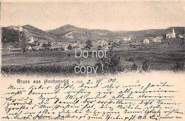 Gruss Aus Hochenegg Bei Cilli Vojnik  Gesamtansicht 1900 - Slovénie
