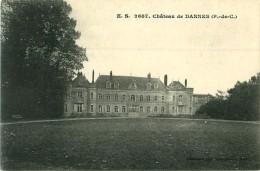 Cpa DANNES 62 Château De DANNES - Frankreich
