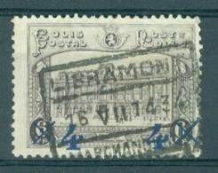 "BELGIE - OBP Nr TR 174 - Cachet  ""LIBRAMONT - MARCHANDISES"" - (ref. AD-7599) - Railway"