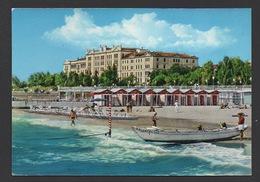 DF / ITALIE / VENISE / LIDO / LA PLAGE ET L'HÔTEL DES BAINS - Venezia (Venice)