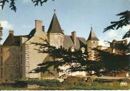 86. CPM. Vienne. Vouneuil-sur-Vienne. Château Du Fou (Poitou) - Vouneuil Sur Vienne