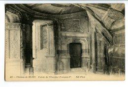 Château De BLOIS - Entrée De L'Escalier François Ier - Blois