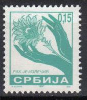 Yugoslavia,Anti Cancer 1997.,MNH - 1992-2003 République Fédérale De Yougoslavie