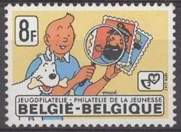 Belgique**TINTIN-BD-BandeDessinée-1979-Comic Strips-Kuifje-Tim & Struppi-MNH - Timbres