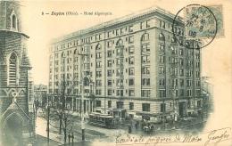DAYTON HOTEL ALGONQUIN - Dayton