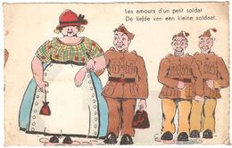 De Liefde Van Een Kleine Soldaat - Les Amours D'un Petit Soldat - 1940 - Humour