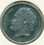 GREECE, 10 DRACHMAI 1994  B DEMOCRACY, UNC - Grèce