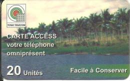 Togo Telecom - Carte Accéss
