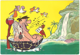 The Flintstones - Hanna Barbera Productions 1964 - Stripverhalen