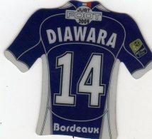 Magnet Magnets Maillot De Football Pitch Bordeaux Diawara 2009 - Sports