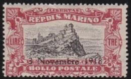 San  Marino     .   Yvert    .    67         .   **         .        Postfris  .  /   .     MNH