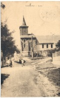PLAINEVAUX (4122) L église - Neupre